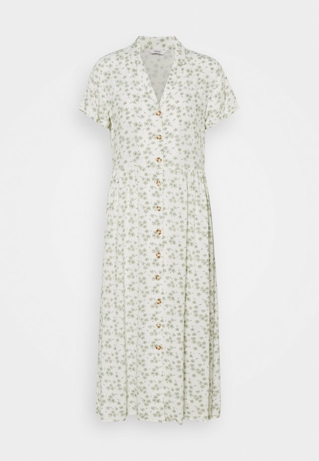 ENNAPLES DRESS - Shirt dress - bryony