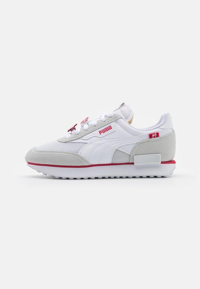 FUTURE RIDER GALENTINES  - Sneakersy niskie - white/virtual pink