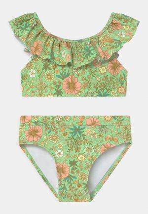 FRANKIE FRILL SET - Bikini - spearmint