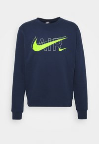 Nike Sportswear - CREW PACK - Sweatshirt - midnight navy - 4