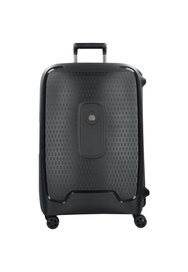 MONCEY 4-ROLLEN TROLLEY 76 CM - Wheeled suitcase - schwarz