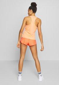 adidas Performance - CLUB SHORT - Sports shorts - apricot - 2