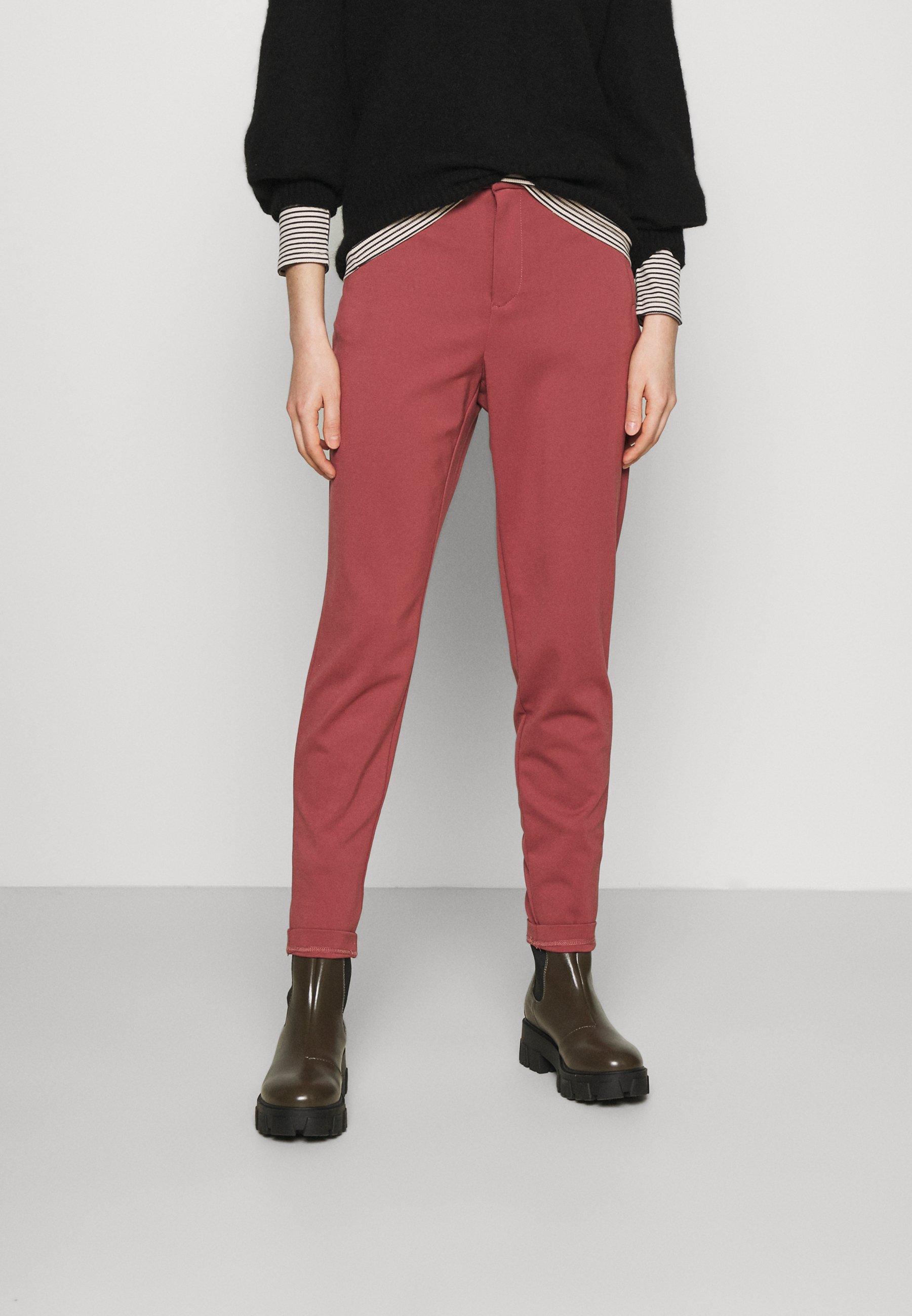 Women ONLPOPTRASH LIFE STRIKE PANT - Trousers