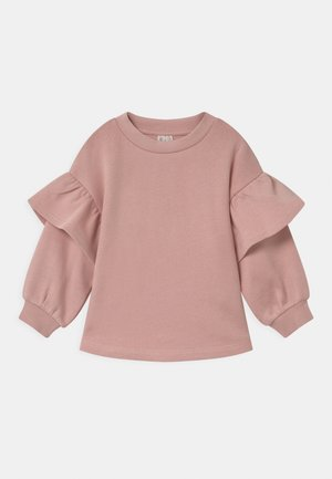 Sweatshirt - pink medium