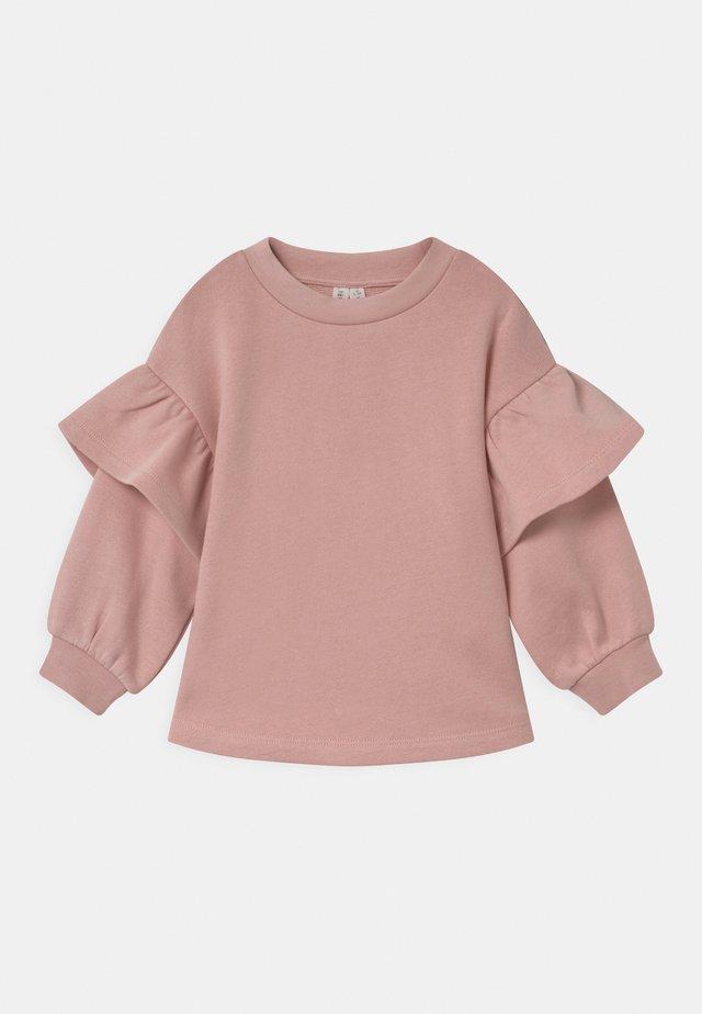 Sweatshirt - pink medium