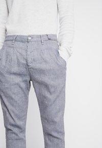 Gabba - FIRENZE LITHE - Pantalon classique - blue - 4