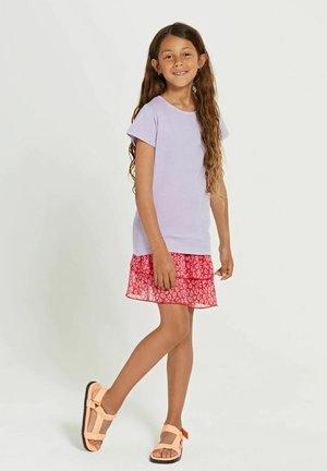 TAHITI - T-shirt imprimé - pastel lilac purple