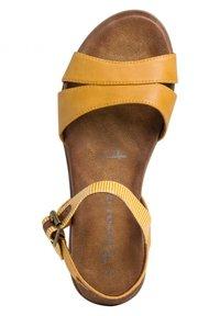 Tamaris - Sandals - saffron comb - 2