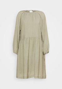 POLLY DRESS - Day dress -  covert green