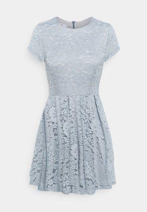 AVERI SKATER DRESS - Cocktail dress / Party dress - dusty blue grey