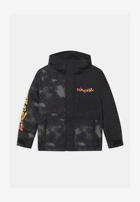Rip Curl - OLLY UNISEX - Snowboard jacket - black - 0