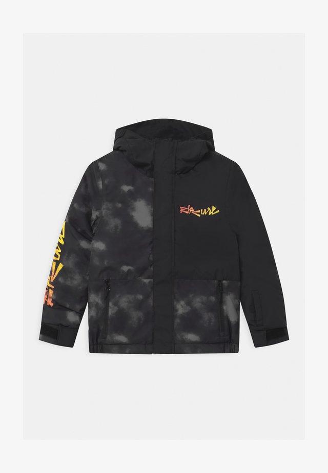 OLLY UNISEX - Snowboard jacket - black
