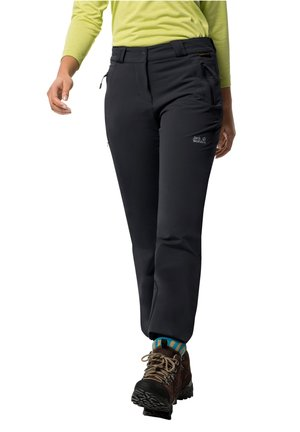 ACTIVATE THERMIC - Outdoor trousers - black