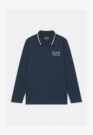 EA7  - Polo shirt - navy blue