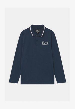 EA7  - Poloshirt - navy blue