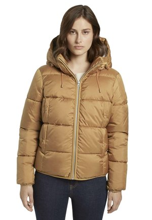 Winter jacket - fudge brown