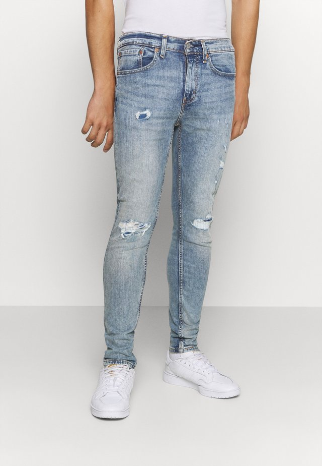 519™ SKINNY BALL - Jeans Skinny Fit - light-blue denim