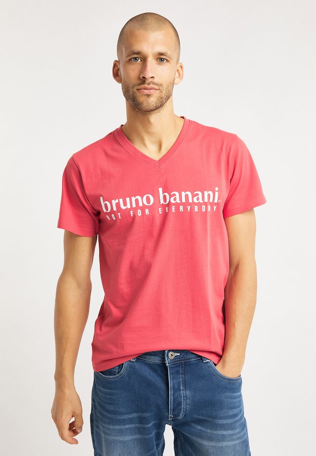 T-shirt print - rot