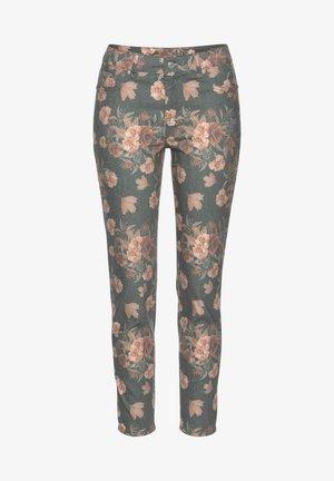 Trousers - schwarz-bedruckt