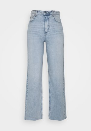 IDUN STRAIGHT  - Straight leg jeans - blue