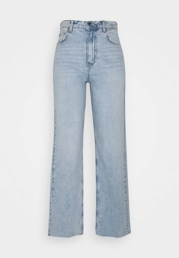 IDUN STRAIGHT  - Jeans straight leg - blue