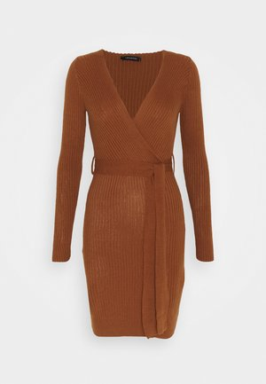 Robe pull - brown