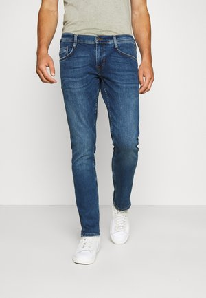 OREGON  - Jeans Tapered Fit - denim blue
