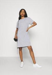 Trendyol - Jersey dress - grey - 1