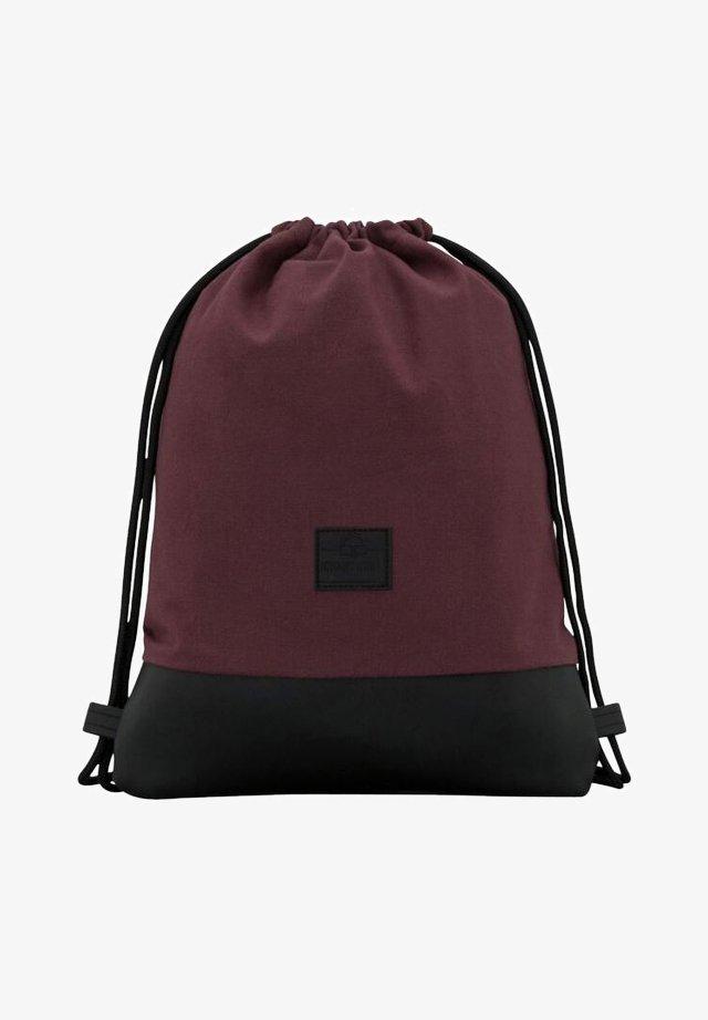 TURNBEUTEL LUKE - Sports bag - bordeaux