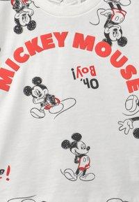 OVS - MICKEY SET  - Sweatshirt - snow white - 3