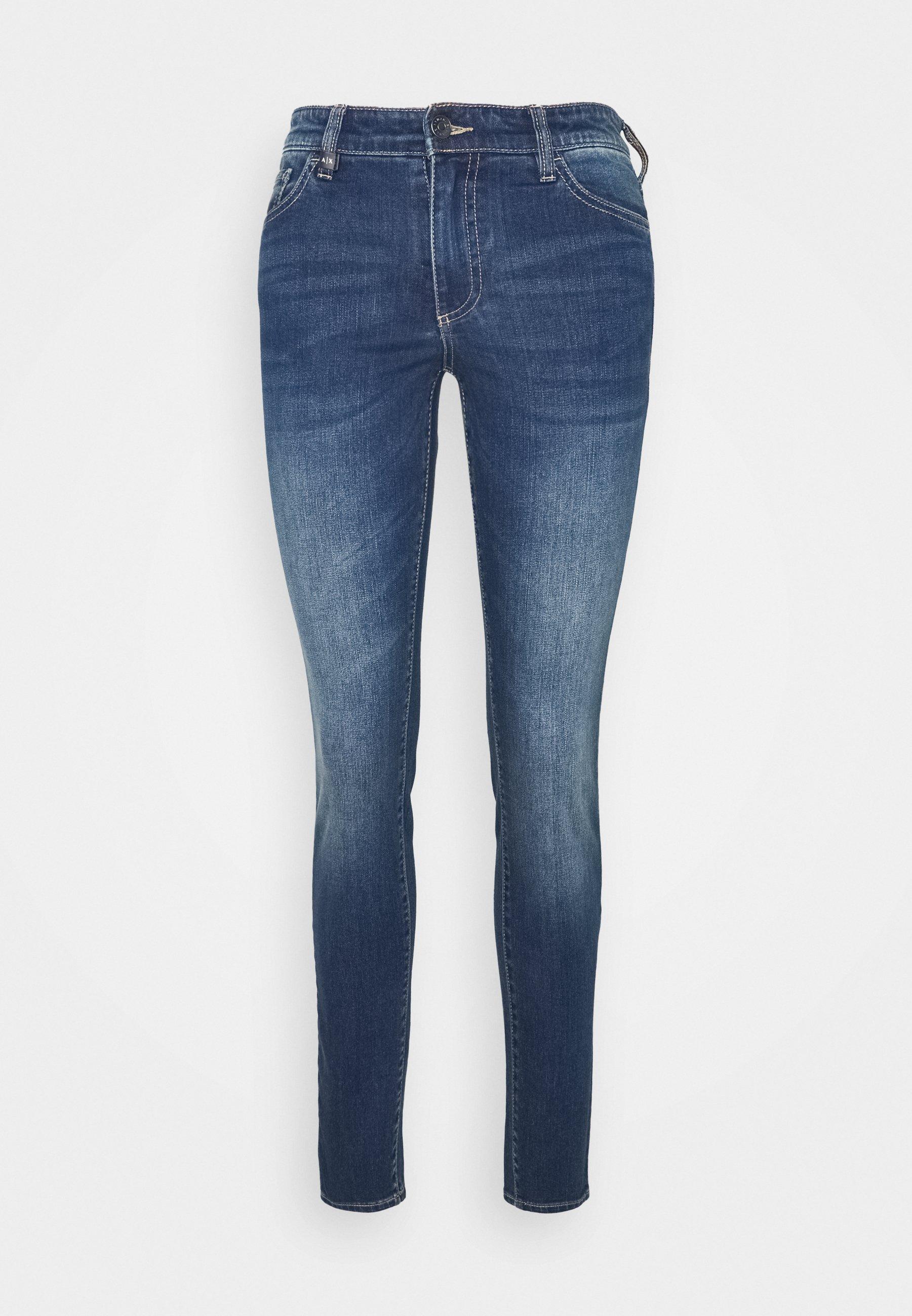 Donna POCKETS PANT - Jeans Skinny Fit