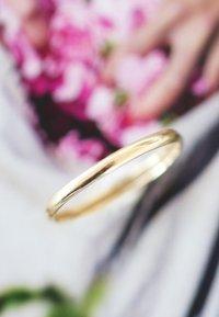 Lucardi - 14 CT GOLD - Ring - goud - 4