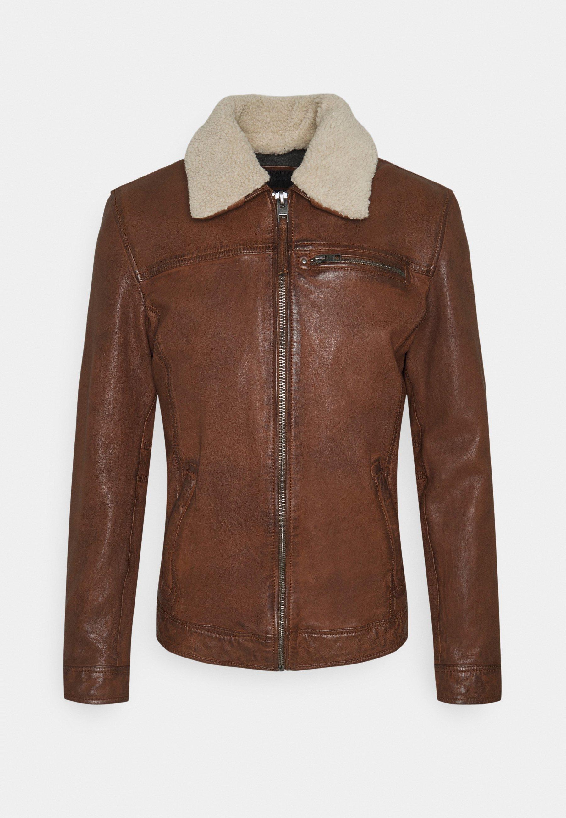 Men COLT - Leather jacket