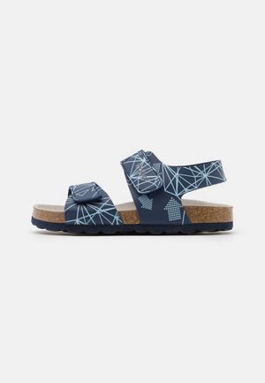 SUMMERKRO - Sandals - marine