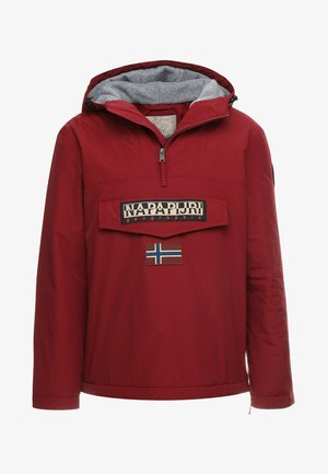 RAINFOREST WINTER - Windbreaker - red bourgogne