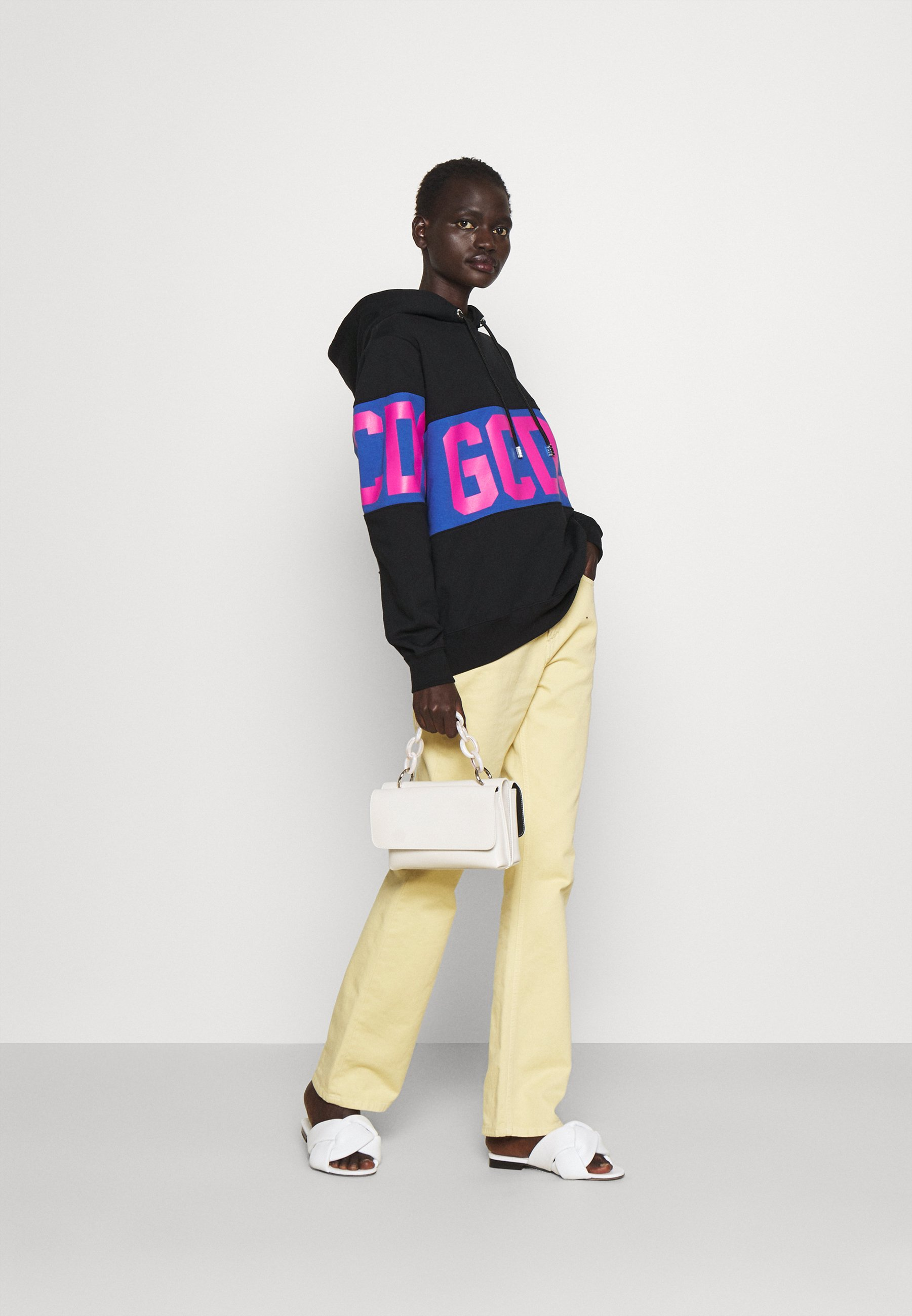 Women BAND LOGO HOODIE - Sweatshirt