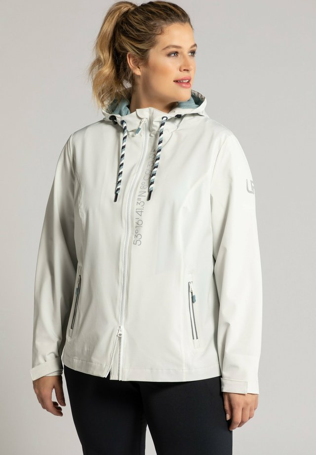 Outdoor jacket - blanc pierre