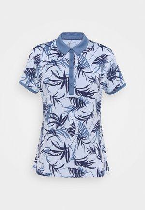 ZINGER NOVELTY - Polo shirt - isotope blue