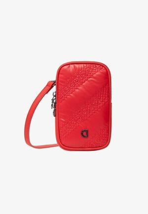 SOFIA - Across body bag - red