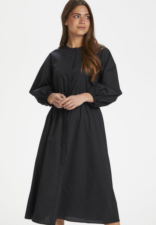 EMALIAPW DR - Shirt dress - black