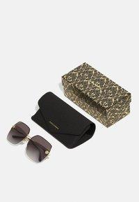 Dolce&Gabbana - Solglasögon - gold-coloured/black - 3