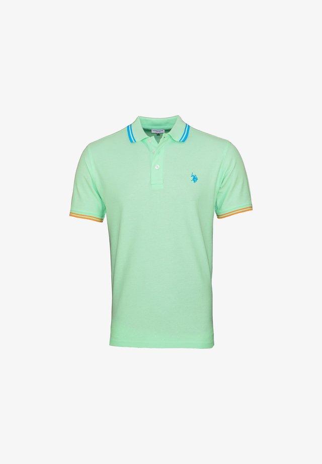 BARNEY - Polo - green