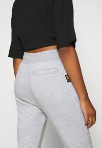 G-Star - PREMIUM CORE TAPERED PANT - Tracksuit bottoms - grey heather - 3
