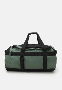 The North Face - BASE CAMP DUFFEL M UNISEX - Sports bag - laurel wreath green/black - 0