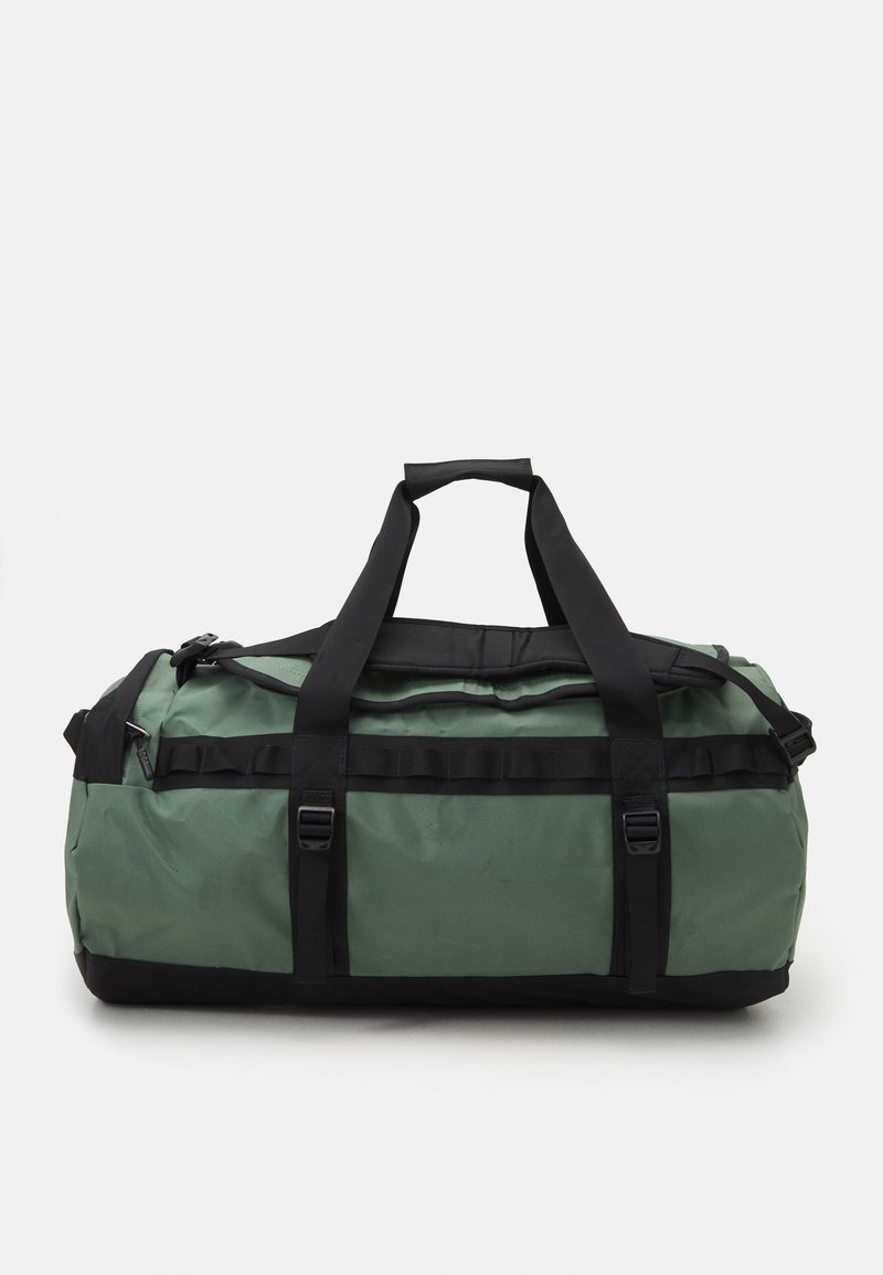 The North Face - BASE CAMP DUFFEL M UNISEX - Sports bag - laurel wreath green/black