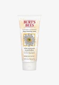 Burt's Bees - DEEP CLEANSING CREAM 170G - Cleanser - soap bark & chamomile - 0