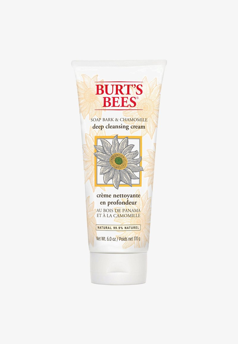 Burt's Bees - DEEP CLEANSING CREAM 170G - Cleanser - soap bark & chamomile