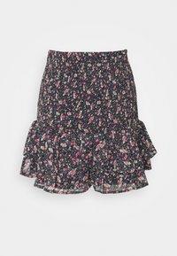 ONLY - ONLJENNIFER MINI SKIRT - Mini skirt - black - 1