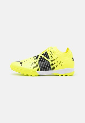 FUTURE Z 1.1 PRO CAGE - Indoor football boots - yellow alert/black/white