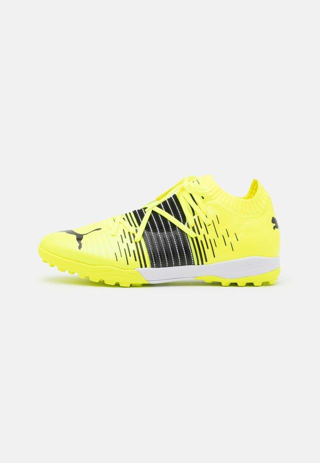 FUTURE Z 1.1 PRO CAGE - Zaalvoetbalschoenen - yellow alert/black/white